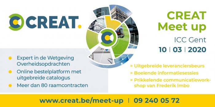 Banner - Creat Meet up