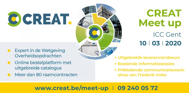 Banner - Creat Meet up