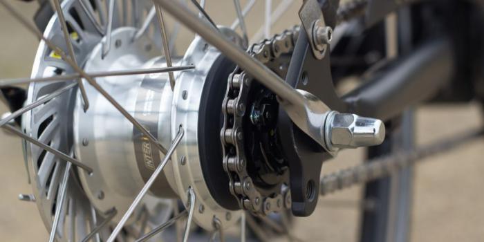 Bike&Co Elektrische Fiets- achterwiel