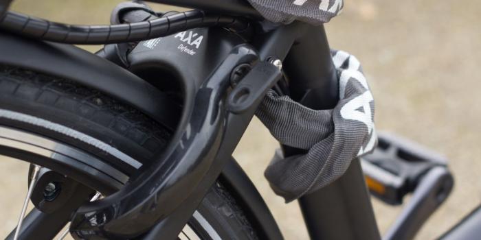 Bike&Co Elektrische Fiets- axaslot